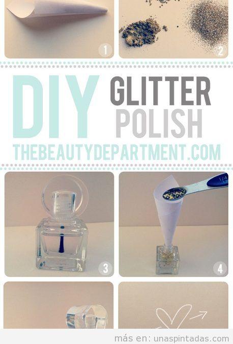 Haz tus propios esmaltes de uñas, pinceles y punteadores DIY con estos tutoriales