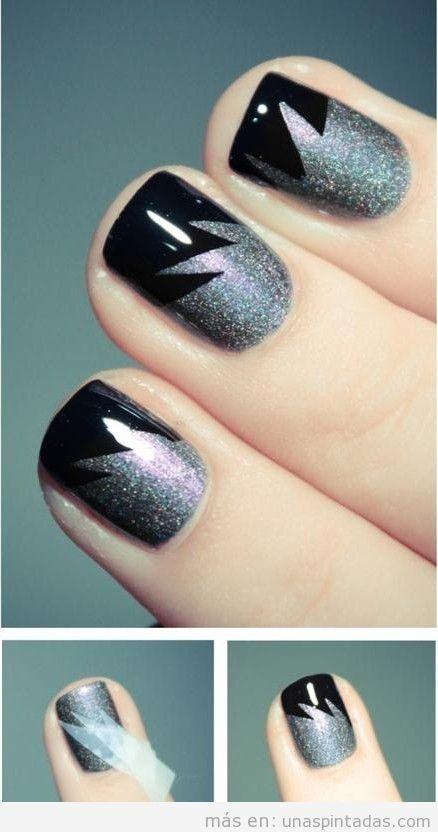 Decoración de uñas fáciles: ¡hazlas tú misma en casa! - Uñas pintadas
