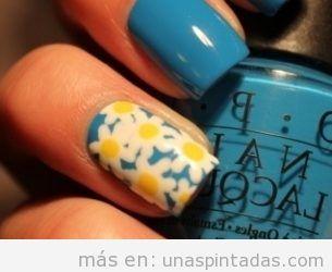 Decoraciones de uñas con margaritas: diseños ideales para PRIMAVERA