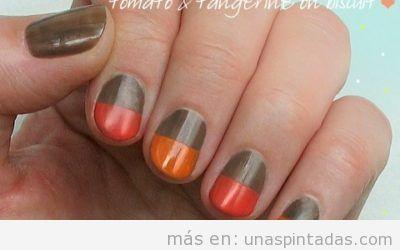 Diseños de uñas FÁCILES: Las Uñas Más Fáciles De Hacer