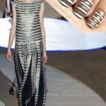 Decoraciones de uñas inspiradas en diseños de moda de Marc Jacobs, Dior y muchos más