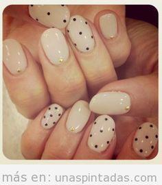 Diseños de uñas elegantes y fáciles para el día a día