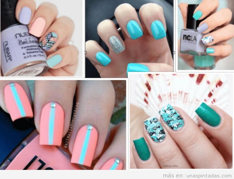 Consejos para retirar esmalte de uñas normal y uñas acrílicas y de ...