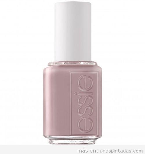 Esmalte uñas marca Essie barato color nude, outlet