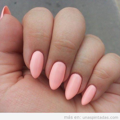 Esmalte semipermanente Semilac, rosa claro