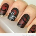 Uñas pintadas de Batman: una selección para todo tipo de gustos