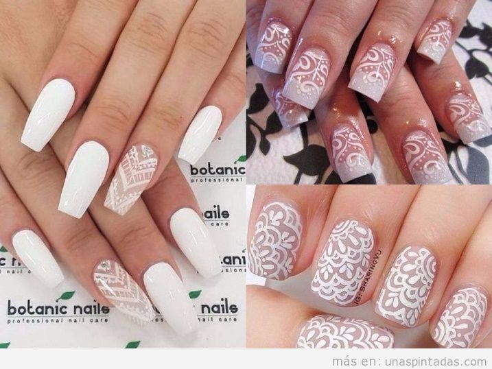 U as pintadas de blanco los mejores dise os para el - Colores decoracion 2017 ...
