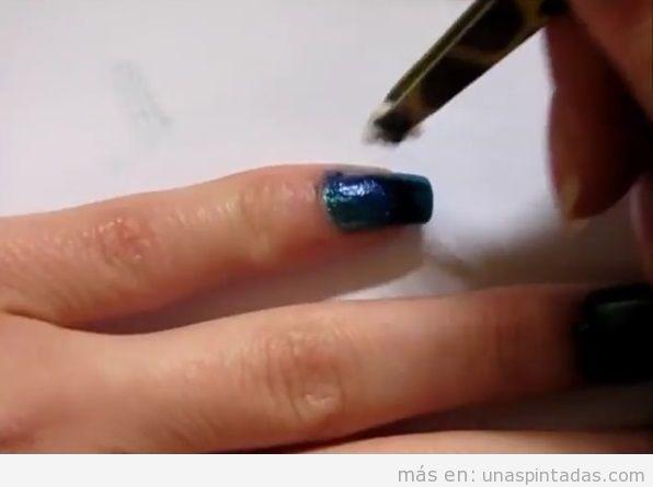 Tutorial galaxy nails paso 2