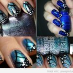 Uñas decoradas con alas de mariposas: La Belleza De La Naturaleza En Tus Uñas