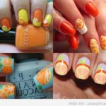 Uñas decoradas con naranjas: Frescor, Naturalidad y Verano en tus uñas