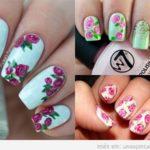 Uñas decoradas con rosas: las flores más ROMÁNTICAS en tus uñas