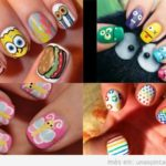 Uñas decoradas para niñas: Dibujos Sencillos y Divertidos