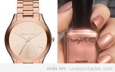 Relojes Femeninos para Combinar con tus Uñas Pintadas