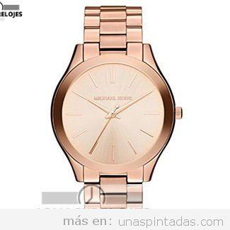 Reloj de mujer oro rosa