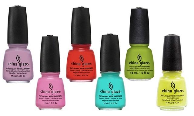 Mejores marcas de esmaltes de uñas, China Glaze
