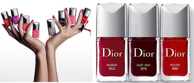 Mejores marcas de esmaltes de uñas, Dior