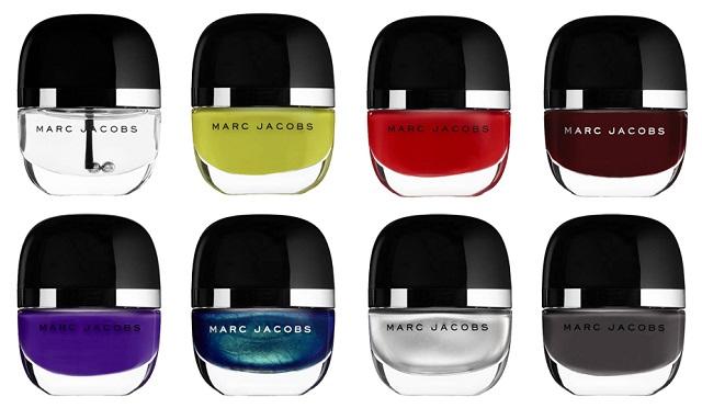 Mejores marcas de esmaltes de uñas, Marc Jacobs