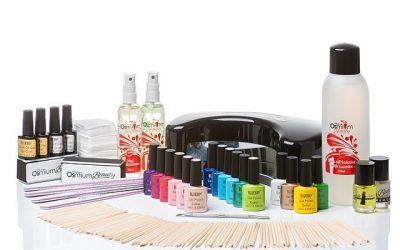 ¿Qué necesitas para montar un estudio de Nail Art?