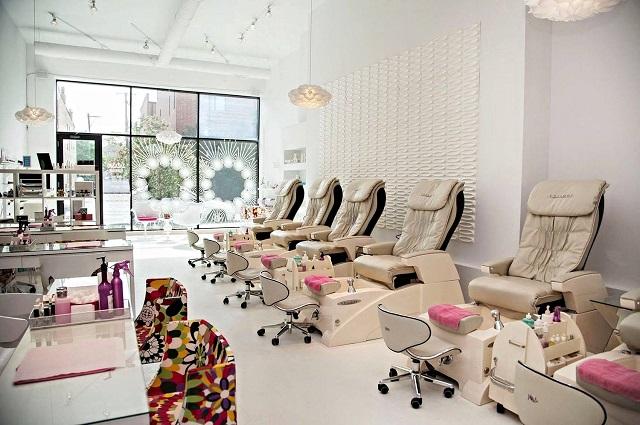 Salón de manicura y pedicura 5
