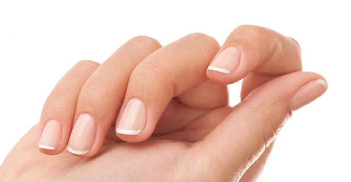 Healthy and strong nails