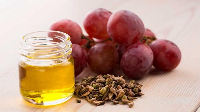 Aceite esencial para uñas y cutículas de semillas de uva